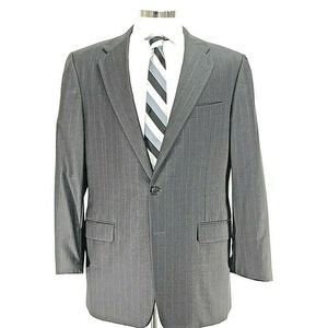 Hickey Freeman Boardroom Loro Piana 42R Sport Coat